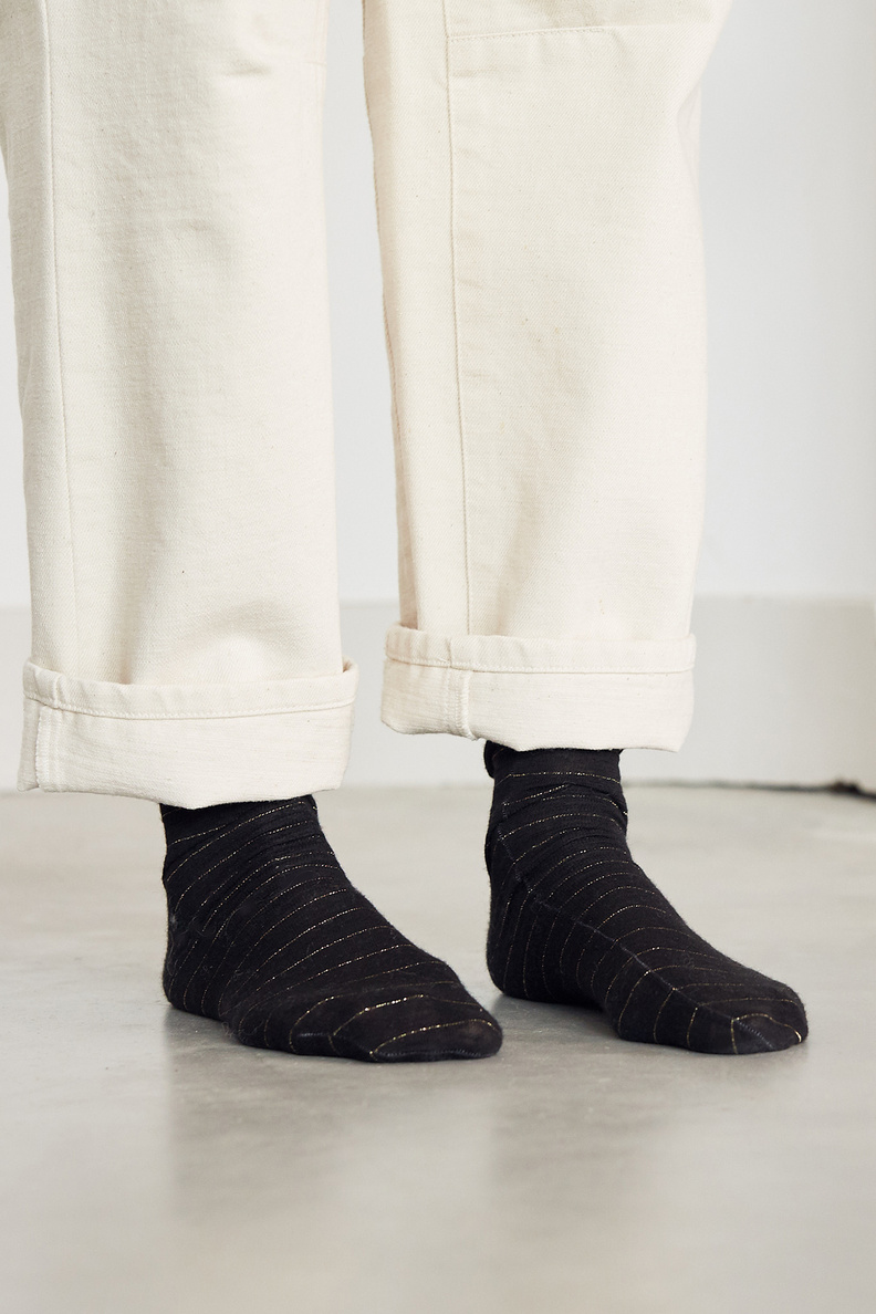 pomandere socks black