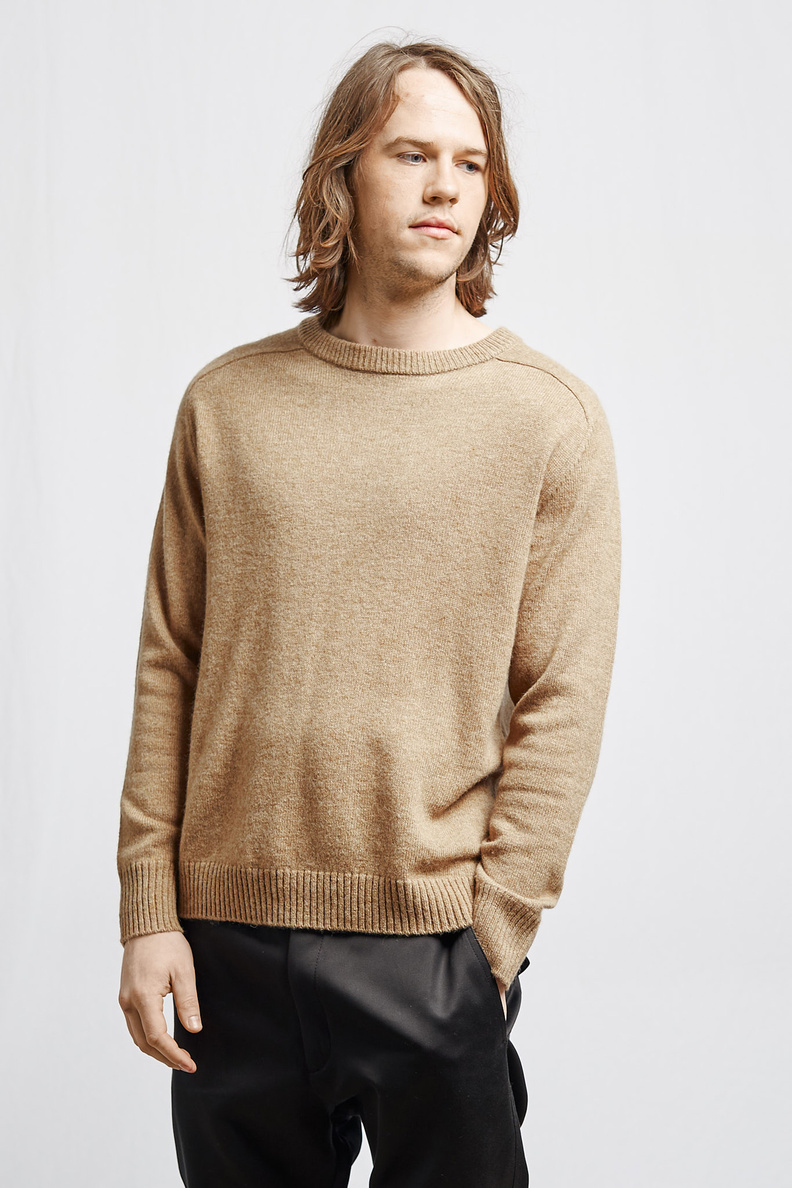 hope compose sweater beige