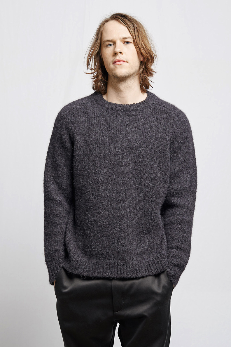 hope compose sweater black