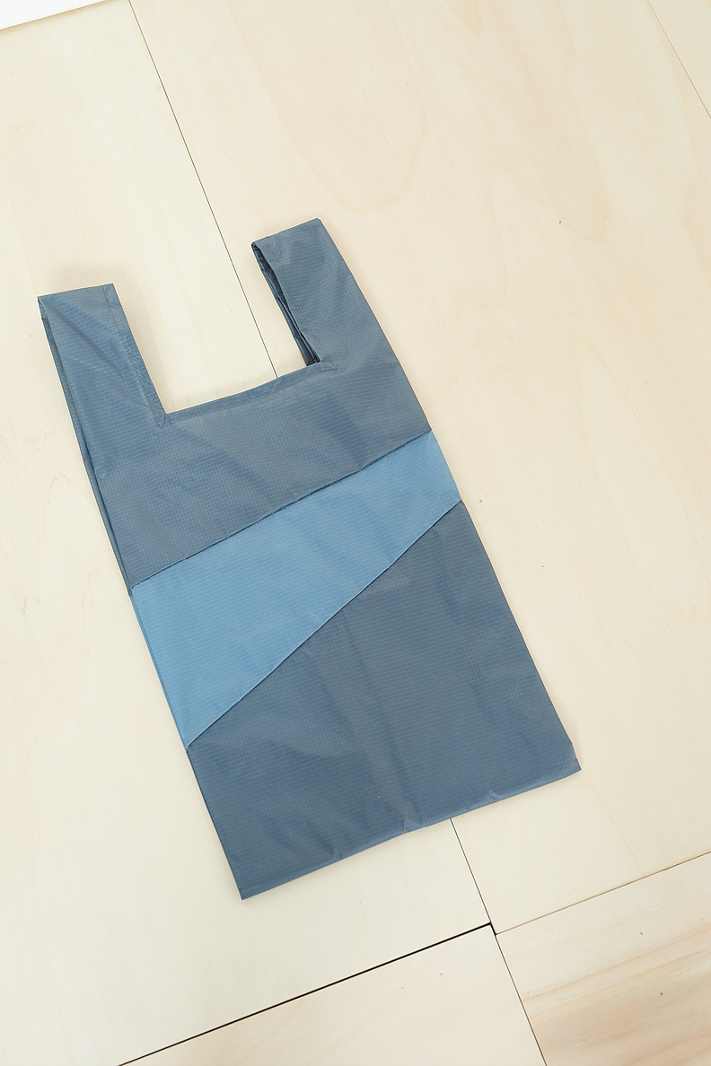 susan bijl shopping bag smoke dew L