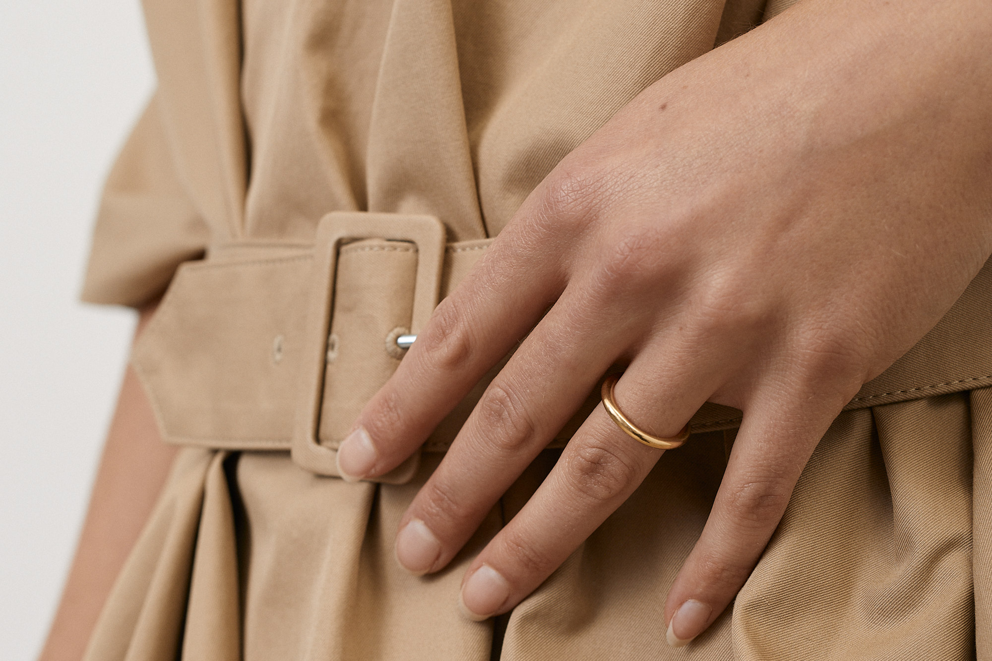 martine viergever handcrafted ring gold