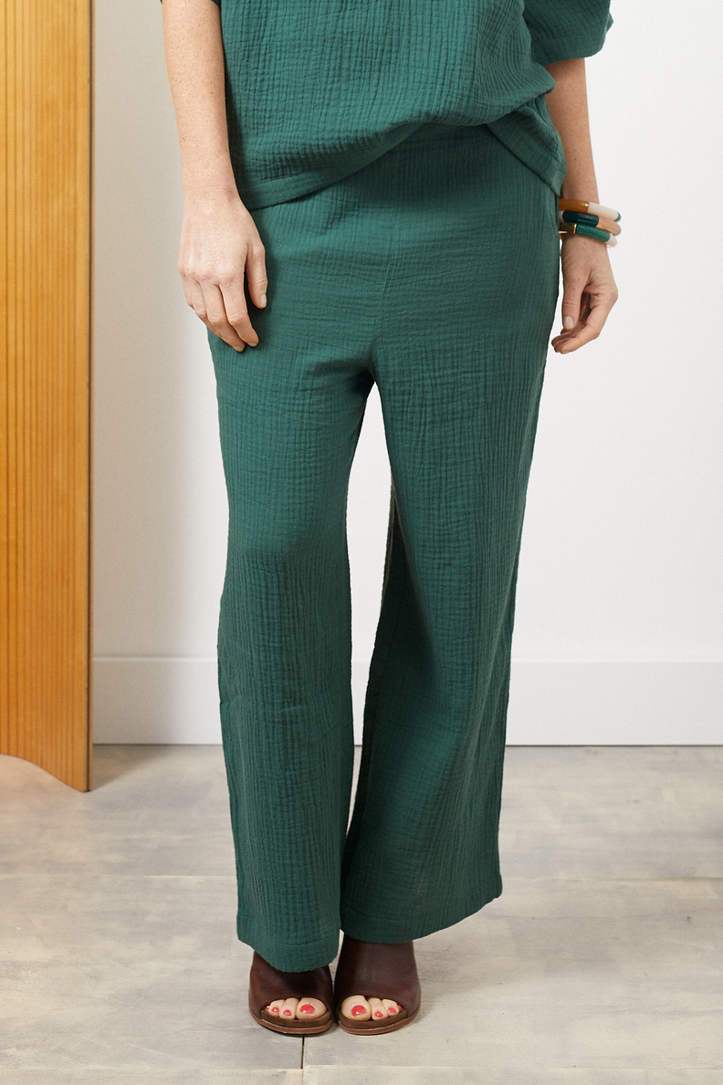 ssaar bold trouser green