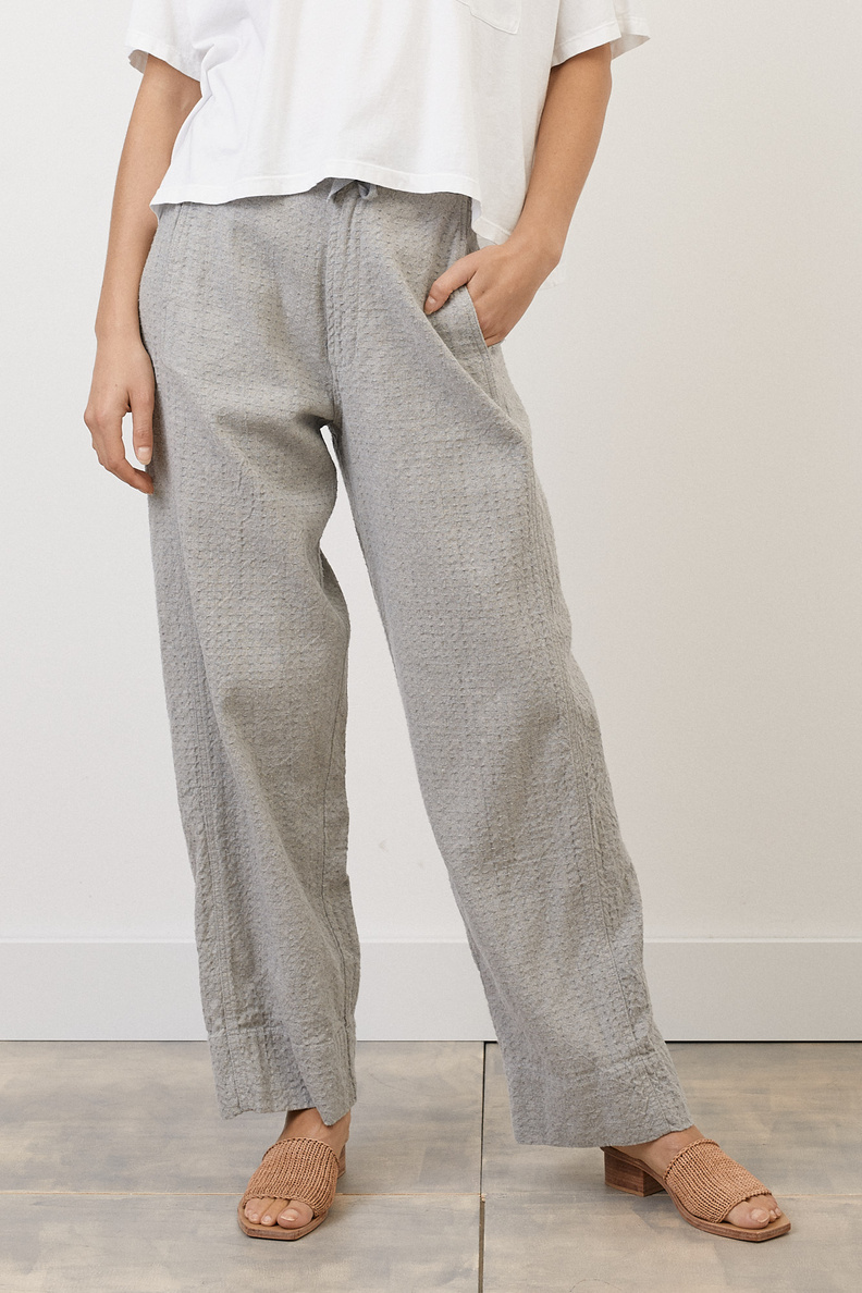 atelier charlie maria pants irish cotton linen