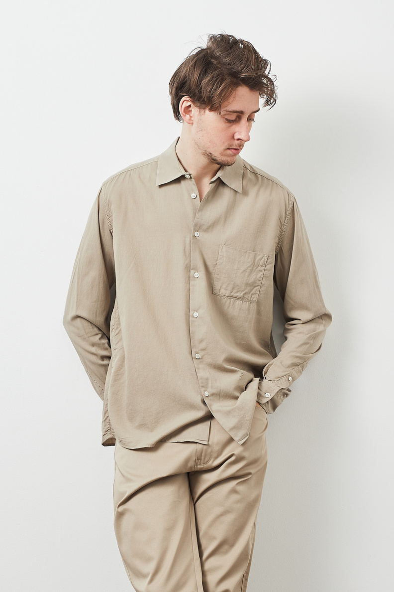 adnym ward shirt clay