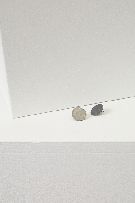 martine viergever x fant moon m oxidized silver