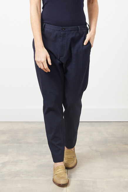 hope krissy trousers dark navy structure