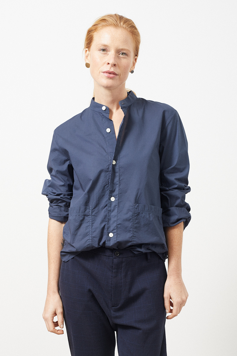 hope arc shirt navy