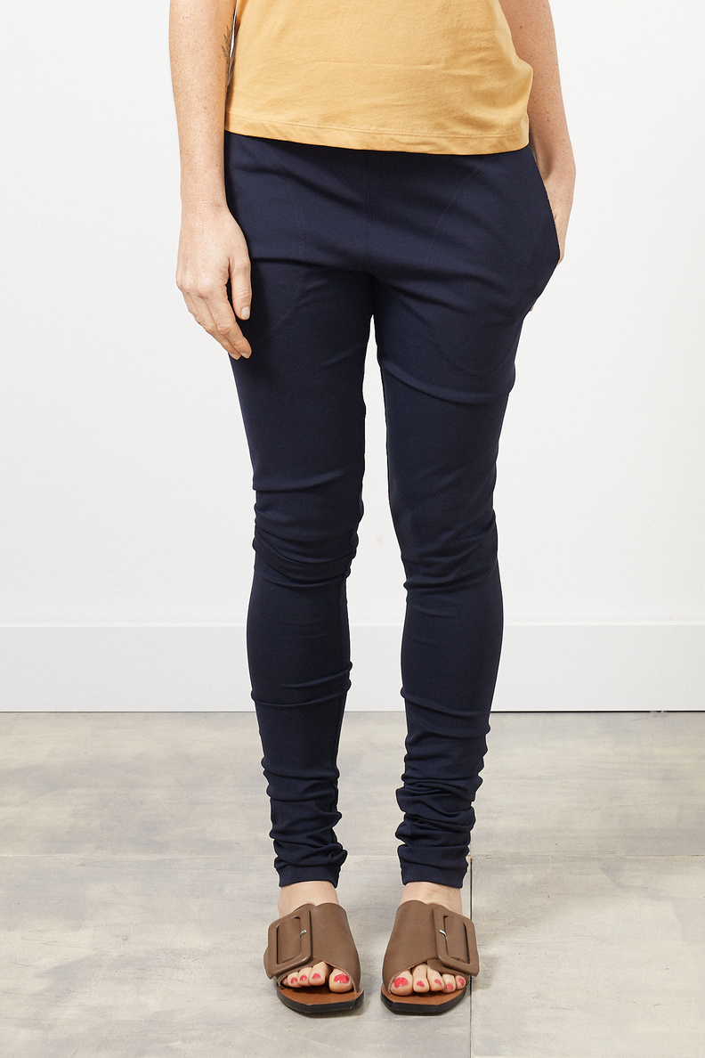 monique van heist legging navy shine
