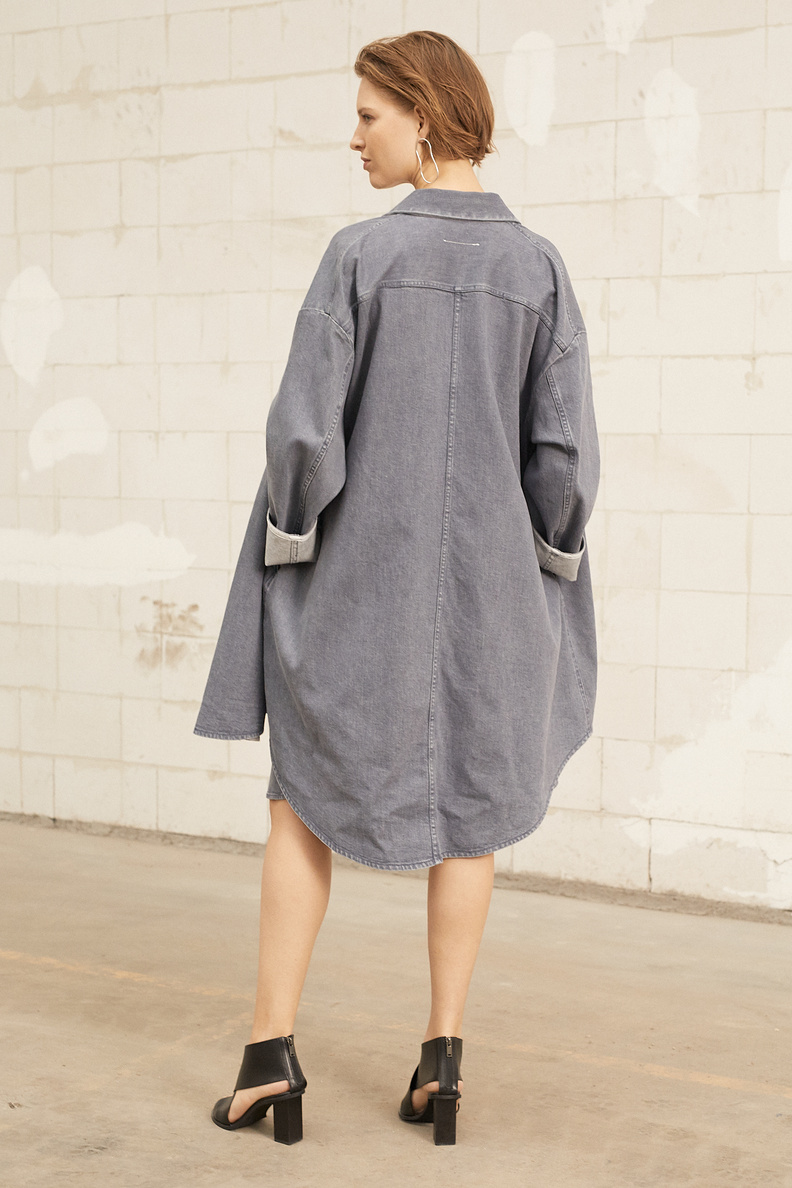maison margiela mm6 s32aa0186 coat