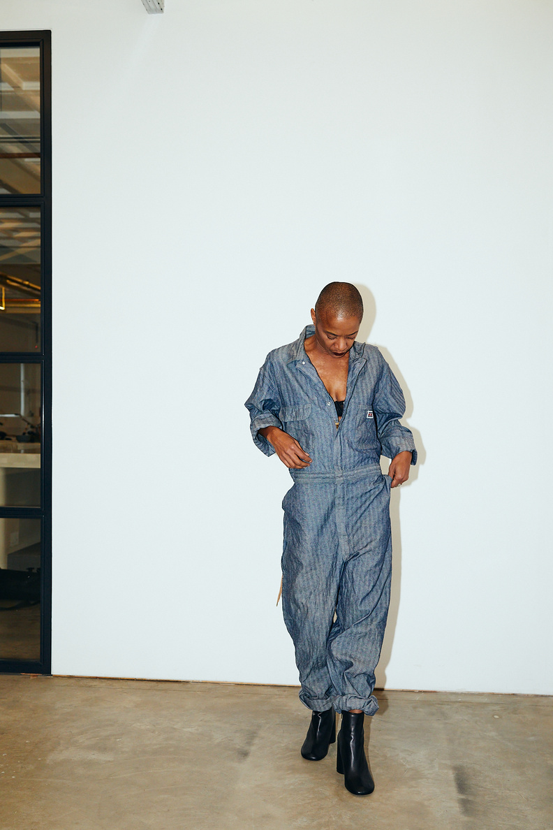 s a n s a n coverall 010