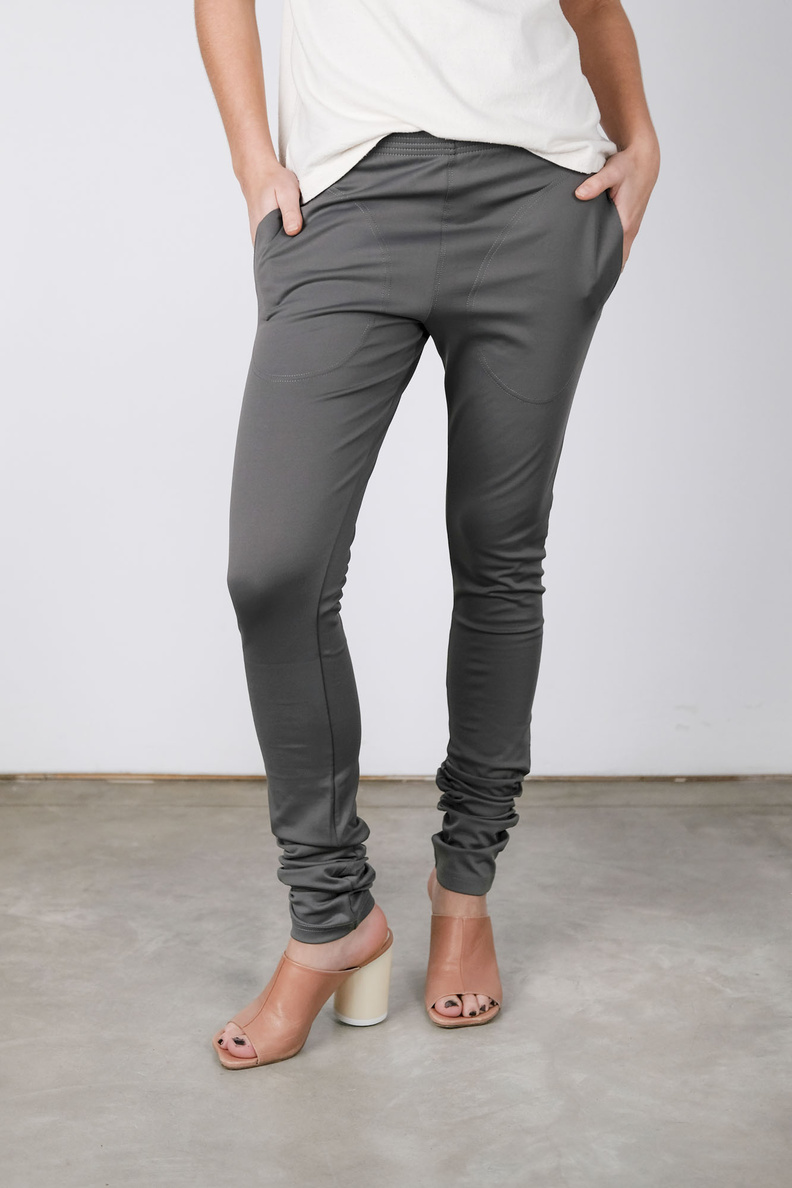 monique van heist legging grey lycra