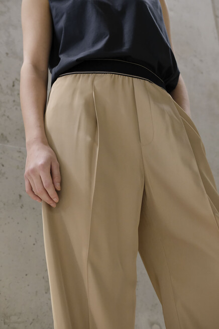 hope spring trouser pink sand