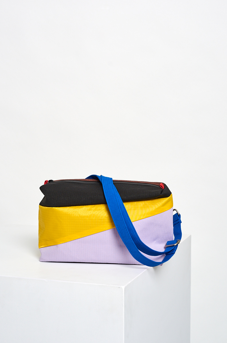 susan bijl bum bag party tv yellow m