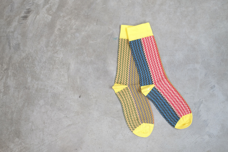 jo gordon zigzag socks