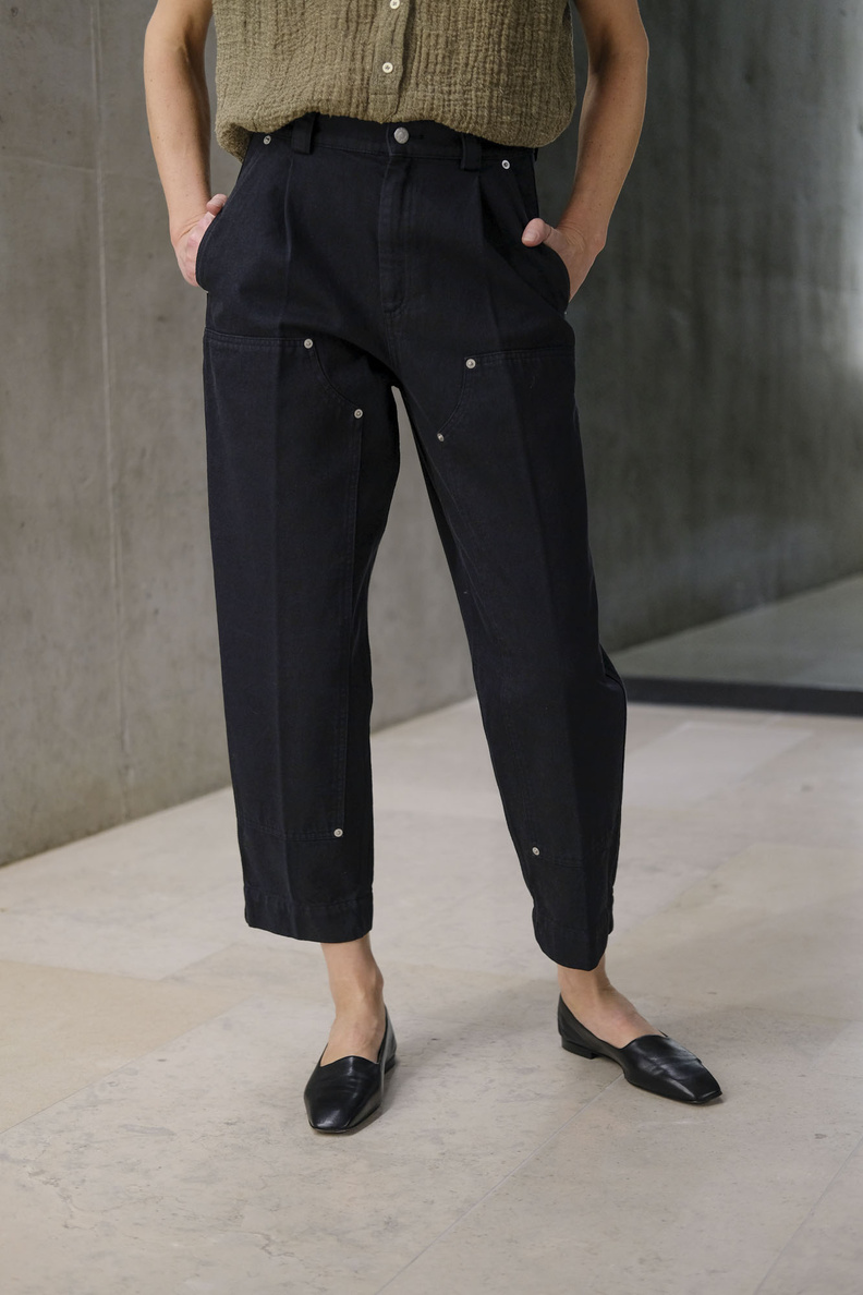 hope alta work trousers black